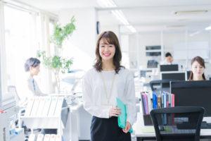 未経験から事務職へ就職に成功